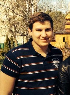 Мамыкин Илья Дмитриевич